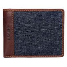 Lagen Pánska kožená peňaženka 3960 Brown