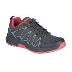 Loap Dámske outdoorové topánky Birken W Asphalt/Pink HSL19176-T73J