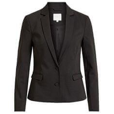 VILA Női dzseki Adelia New Blaze r-Noos Black