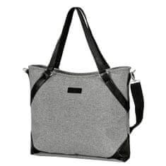 MEATFLY Dámská taška Insanity 3 Ladies Bag D - Heather Stone