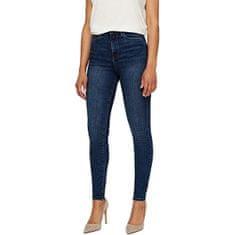 Vero Moda Dámské skinny džíny VMSOPHIA 10193326 Medium Blue Denim
