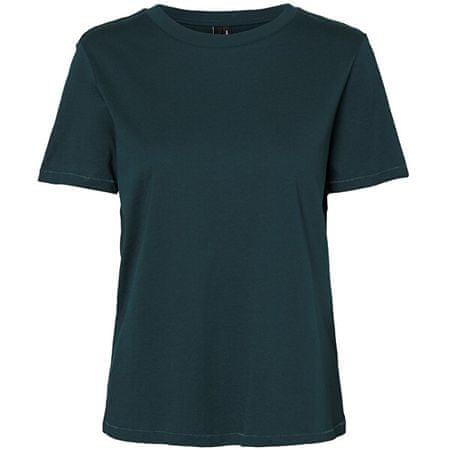 Vero Moda Ženska majica VMCLASSIC S / S MAJICA GA COLOR Ponderosa Pine (Velikost S)