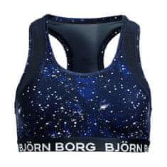 Björn Borg Sportmelltartó Medium Top Sky 1941-1041-72351 BB Stardust Memories Peacoat