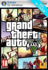 Grand Theft Auto V (GTA 5) PC SOCIAL CLUB - Digital