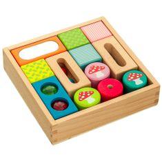 EverEarth lesene kocke za raziskovanje