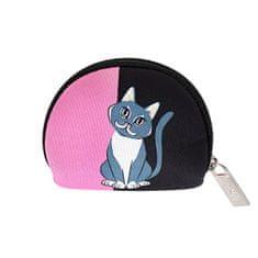 Albi Mini pénztárca macskával