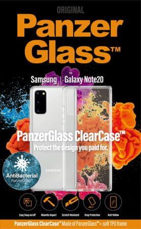 PanzerGlass ClearCase AntiBacterial a Samsung Galaxy Note 2 00254 készülékhez