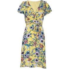 Smashed Lemon Dámské šaty 20067 Yellow/Multi