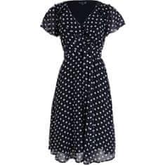 Smashed Lemon Dámské šaty 20073 Black/white