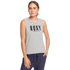 Roxy Dámské tílko Are You Gonna Be My Friend Anthracite Zoupla Horizontale ERJZT04812-XKWW