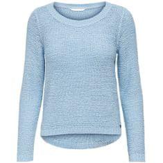 ONLY Dámsky sveter ONLGEENA 15113356 Cashmere Blue