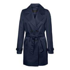 Vero Moda Női kabát VMBERTA 3/4 JACKET COL Navy Blazer