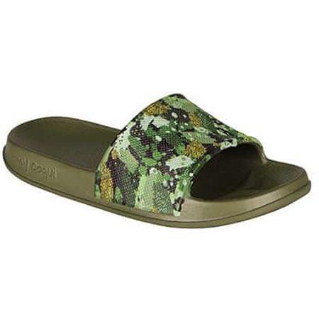 Coqui Gyerek papucs Tora Army Green Camo 7083-203-2600 (méret 26-27)