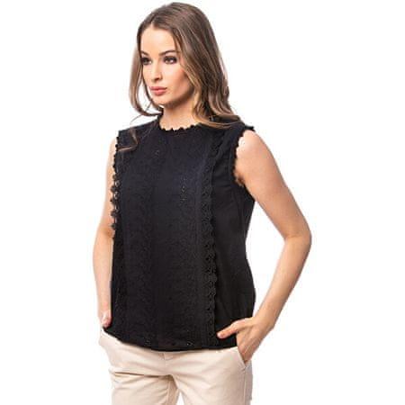 Heavy Tools Ženska bluza Risello črna E2S20467 BL (Velikost M)