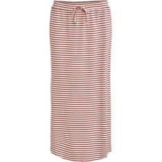 VILA Dámska sukňa VIDELL MAXI SKIRT-FAV Dust y Cedar SNOW WHITE 1.0 * 0.4