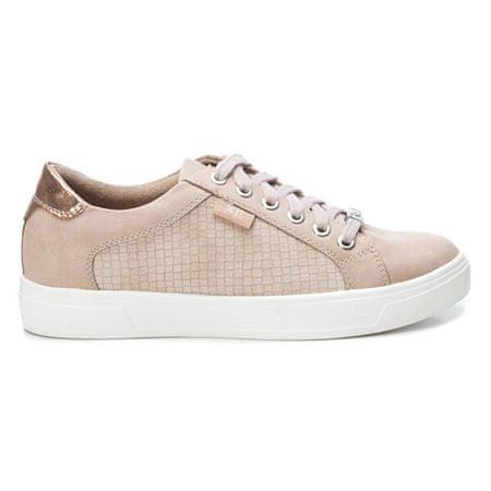 XTI Ženski čevlji Nude Pu Ladies čevlji 49804 Nude (Velikost 36)