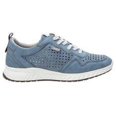 XTI Dámské tenisky Jeans Pu Ladies Shoes 49892 Jeans