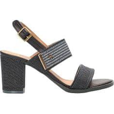 Refresh Dámské sandále Navy Textile Ladies Sandals 69598 Navy