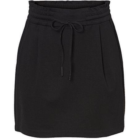 Vero Moda Női szoknyaVMEVA 10225935 Black (Méret XS)