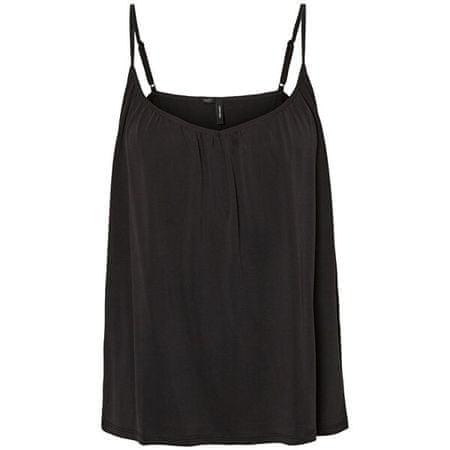Vero Moda Női ujjatlan felső VMFILLI 10199054 Black (Méret M)