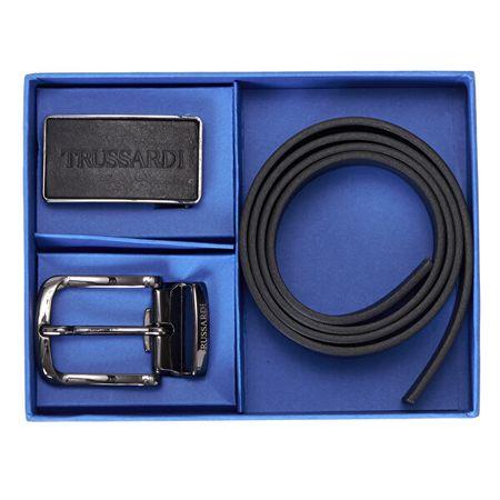 Trussardi Öv ajándék szett 71L00134 öv-K299 (Öv hossza 90 cm)