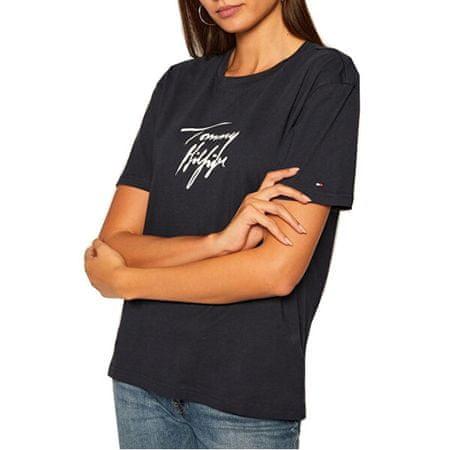 Tommy Hilfiger Női póló UW0UW03019-CHS (Méret XS)