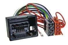 Saunika ISO redukcia pre montáž autorádia-OPEL INSIGNIA,Astra...(09->),Chevrolet...