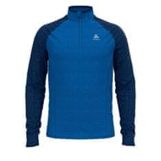 ODLO Proita 1/2 Zip moški pulover (B:20662), temno moder