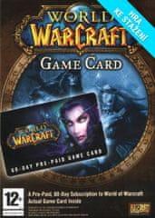 World of Warcraft 60 Dní předplacená karta - Digital