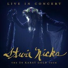 Nicks Stevie: Live In Concert: The 24 Karat Gold Tour (2x LP - Clear Vinyl) - LP