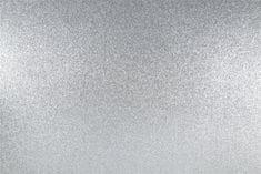 "Apli Pěnová guma ""Eva sheets"", stříbrná, třpytivá, 40 x 60 cm, 5 ks"