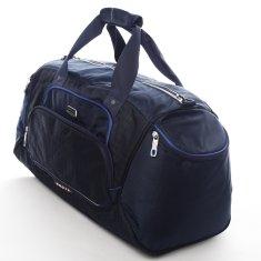 Coveri WORLD Praktická univerzálna športová taška Amber, modrá