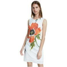 Desigual Damska kamizelka sukienka Eyre Crudo 20SWVWA8 1001