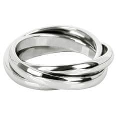 Troli Trojitý ocelový prsten KRS-247