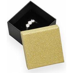 Jan KOS Dárková krabička na náušnice a prsten MG-1/AU