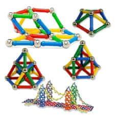 Alum online Magnetická stavebnica, 157 dielov