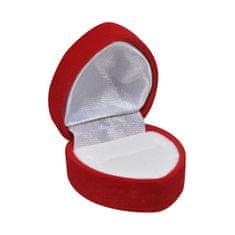 Jan KOS pudełko prezentowe na pierścionek F-222 / A7