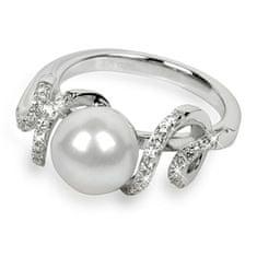Silver Cat Srebrni prstan s kristali SC028 srebro 925/1000