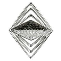 Silver Cat Ezüst medál kristályokkal SC050 ezüst 925/1000