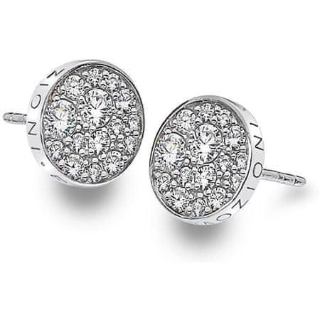 Hot Diamonds Ezüst fülbevaló Hot Diamonds Emozioni Scintilla DE456