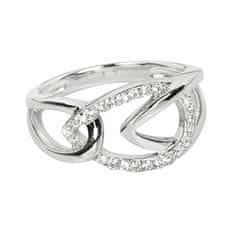 Silver Cat Ezüst gyűrű cirkónia kővel SC192 ezüst 925/1000