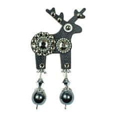 Deers Little Black Deer Black Beauty II.