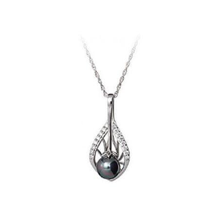 Preciosa Elegant Touch of Luxury naszyjnika 5209 20 srebro 925/1000