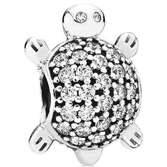Pandora Luxusné korálku Morská korytnačka 791538CZ striebro 925/1000
