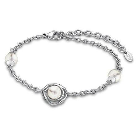 Lotus Style Romantikus karkötő gyöngyökkel LS1855-2/1