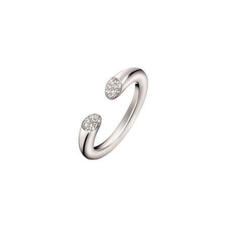 Calvin Klein Nyitott gyűrű kristályokkalBrilliant KJ8YMR0401 (Kerület 57 mm-es)