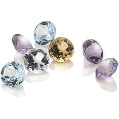 Hot Diamonds Elementi topaza, ametista in citrina Hot Diamonds Anais AG005