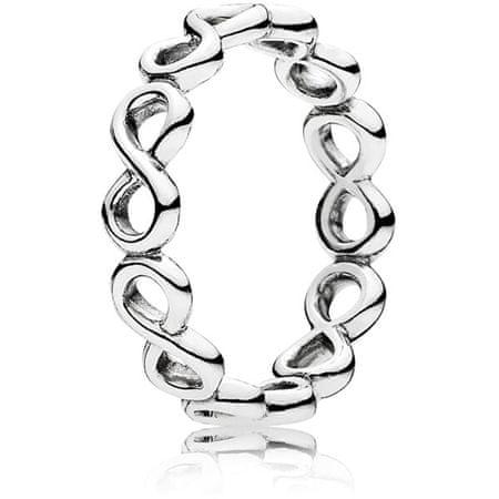 Pandora Végtelen ezüst gyűrű 190994 (Kerület 54 mm-es) ezüst 925/1000