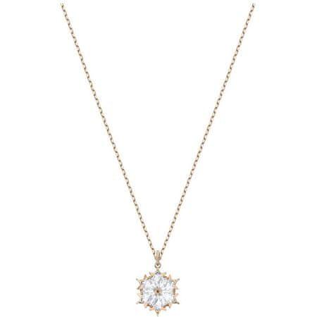 Swarovski Elegancki naszyjnik z musującego kryształu MAGIC 5428431