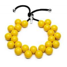 Ballsmania Originální náhrdelník C206 14-0852 Giallo Fresia